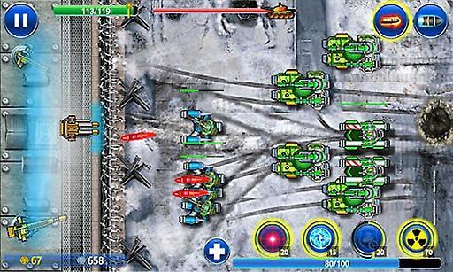 坦克战争截图4