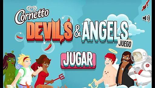 恶魔与天使截图0
