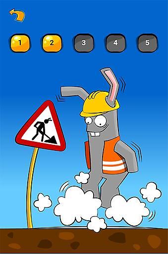 兔子修路工截图2