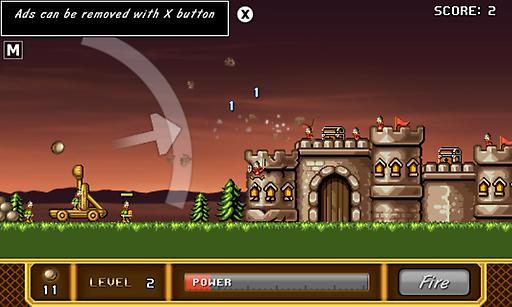城堡破坏者截图1