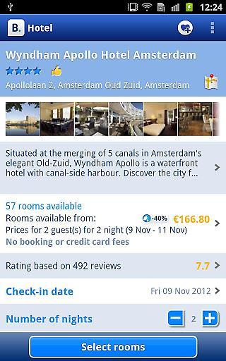 酒店预订截图3