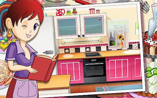 莎拉的烹饪班截图1