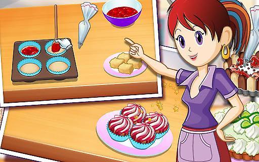 莎拉的烹饪班截图3