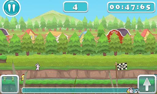 迷你赛跑 益智 App-癮科技App