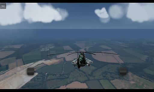 直升机模拟3D截图1
