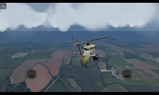 直升机模拟3D截图2