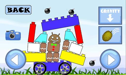 乐高积木车截图1