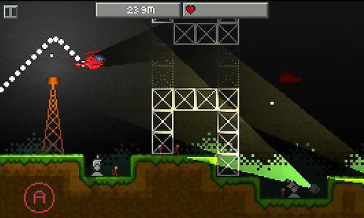 像素直升机|玩益智App免費|玩APPs