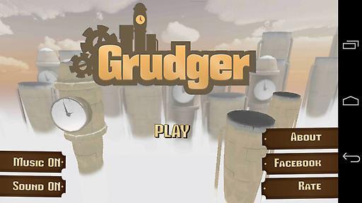 Grudger跑酷