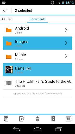 玩免費工具APP|下載Holo文件管理器 app不用錢|硬是要APP