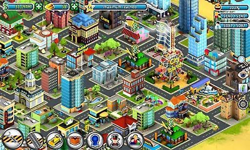 岛屿城市截图2