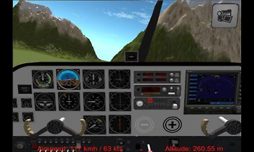 模拟飞行截图1