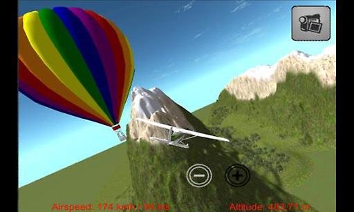 模拟飞行截图2