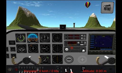 模拟飞行截图3