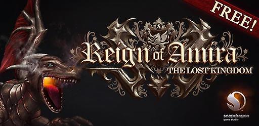 阿米拉的统治:失落王国截图3