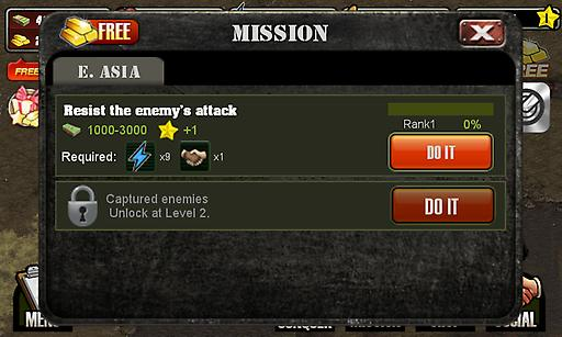 帝国战争:黑色行动截图2