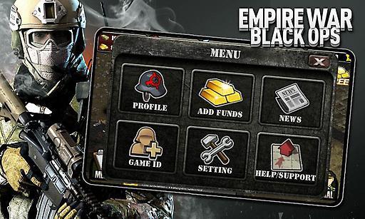 帝国战争:黑色行动截图4