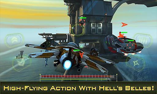 弹壳:地狱佳丽截图1