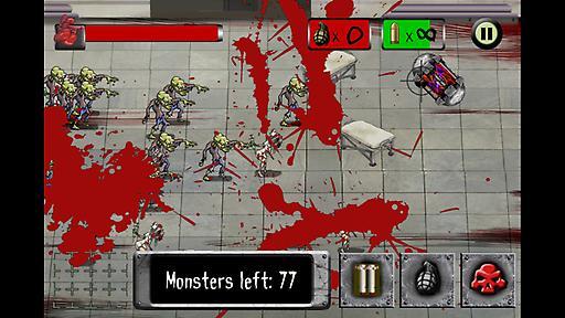天启怪物入侵:僵尸恶魔
