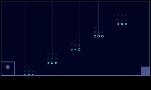 像素躲避球截图1