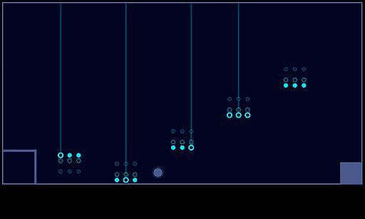 像素躲避球截图2