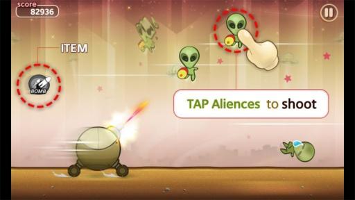 外星人入侵|玩動作App免費|玩APPs