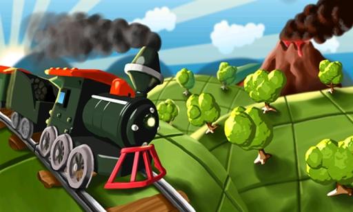 管道工:火车铺轨