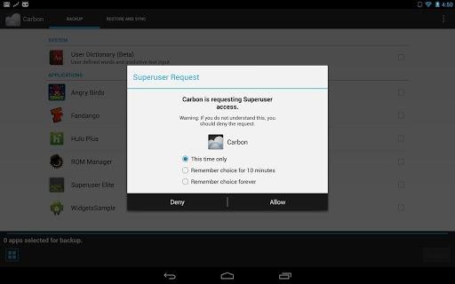 玩免費工具APP|下載Superuser超级权限管理 app不用錢|硬是要APP
