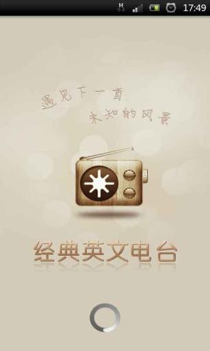 【免費媒體與影片App】经典英文电台-APP點子