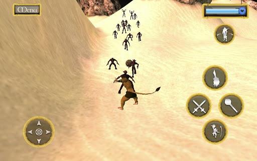 罗摩战争:飞跃海洋 Ramayan Wars:The 動作 App-愛順發玩APP