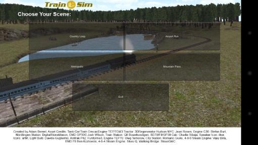 火车模拟_Train_Sim_Pro
