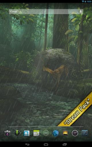森林动态壁纸截图1