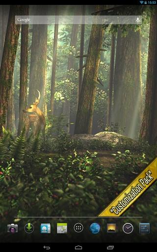 森林动态壁纸截图3