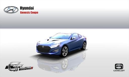 GT赛车之现代汽车版
