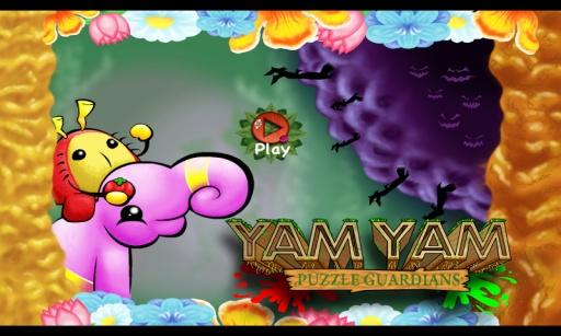 山药山药:谜之守护神 Yam Yam:Puzzle