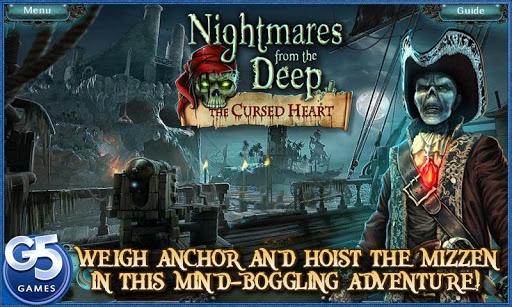 深海恶梦:被诅咒的心中文版截图1