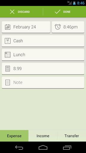 玩免費生活APP|下載Financius记账 app不用錢|硬是要APP