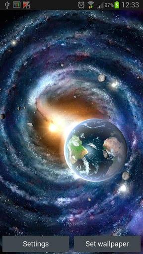太阳系动态壁纸截图1