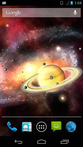 太阳系动态壁纸截图2
