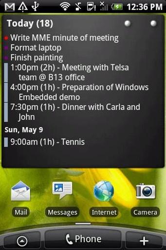 桌面日程管理 工具 App-癮科技App