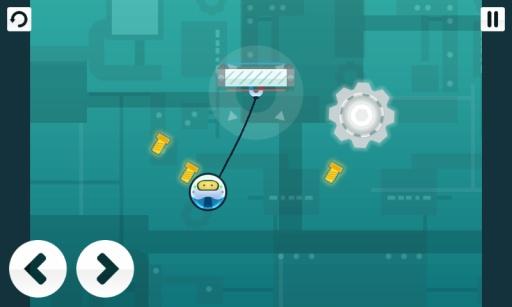 玩免費益智APP|下載机器人割绳子 app不用錢|硬是要APP