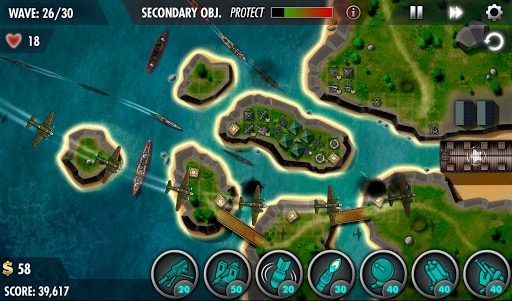 太平洋轰炸机防御战截图4