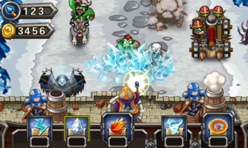 魔兽城堡之巫妖逆袭截图3