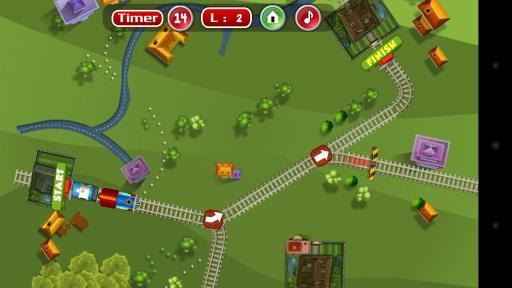 玩免費益智APP|下載列车别动队 app不用錢|硬是要APP