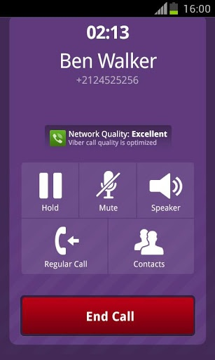 Viber免费短信电话