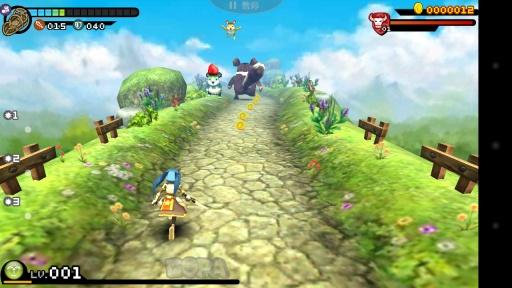 勇者跑跳碰 益智 App-癮科技App
