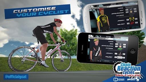 自行车大赛截图2