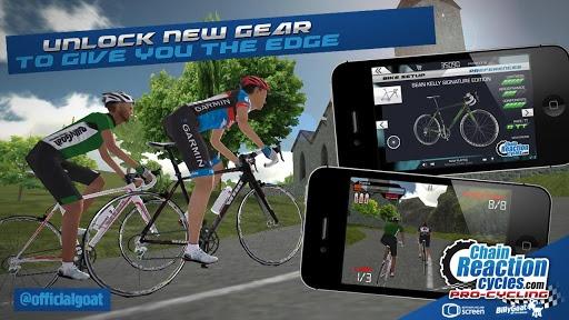 自行车大赛截图3
