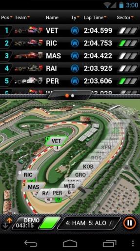 F1赛场跟踪2013