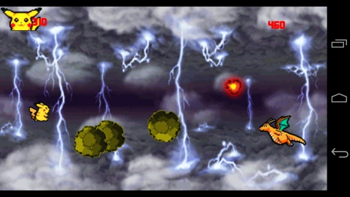 皮卡丘战斗截图2